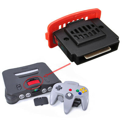 4MB Memory Expansion Pak Storage Card For Nintendo 64 N64 NES Game Console AU