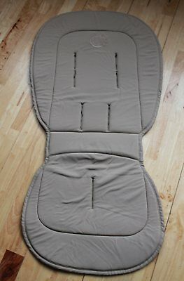 Genuine Bugaboo Seat Liner In Sand Fits Cameleon 1 And 2 Gecko Frog Only