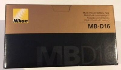 Genuine OEM Nikon MB-D16 Multi Power Battery Pack Grip for D750 - New