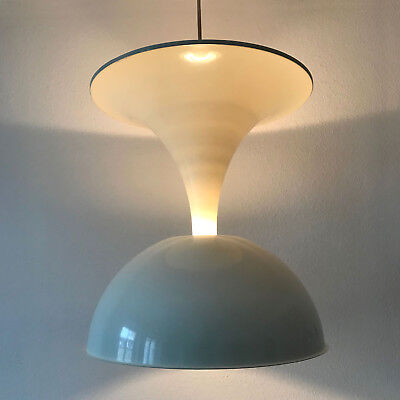 Rare XXL Mid Century DIABOLO Hanging Light PENDANT LAMP by ECOLIGHT Milano 1960s