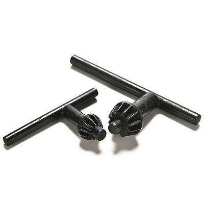 """2 size Drill Chuck Keys 10mm 3//8/"""" and 13mm 1//2/""""  Replacement Chuck Key Tool RS"""