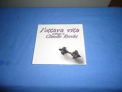 "Various ‎""L'ottava Vita - Tributo A Claudio RocchI"" CD AREA PIRATA ITA - SEALED"