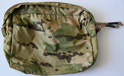 NEW Crye Precision Lightweight 330D MC Multi-Cam GP Wide Pouch CAG NSW DEVGRU