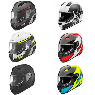 Schuberth SR2 Full Face Sports Motorbike Motorcycle Helmet All Colours & Sizes