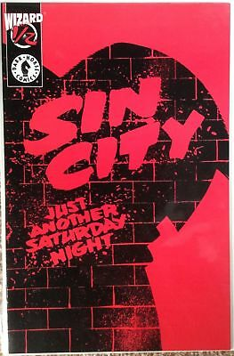Sin City – Just Another Saturday Night VF/NM DARK HORSE