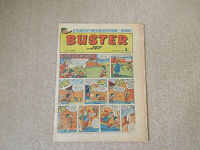 BUSTER COMIC- March 23rd 1974, Very  good condition