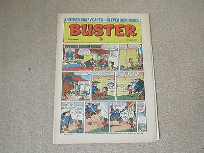 BUSTER COMIC- July  24th 1971, Very  good condition