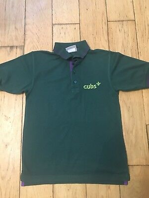 Cubs Polo Top Size 28