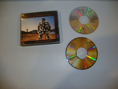 Live - Delicate Sound Of Thunder by Pink Floyd (CD, 1988, Columbia)