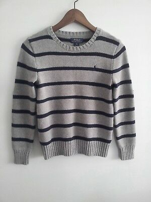 Casual Style! Polo Ralph Lauren size M (10-12 yrs) knit in excellent condition