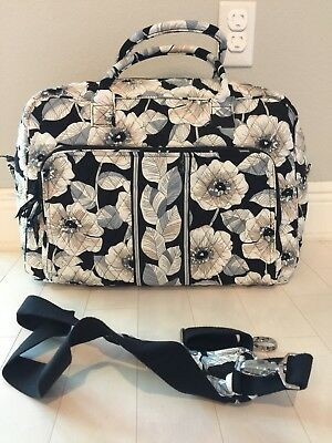 VERA BRADLEY CAMELLIA WEEKENDER TRAVEL BAG CARRY ON NEW w/ TAGS 12479-118