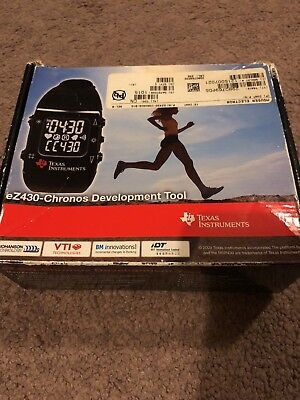 Texas Instruments ez430 Chronos Watch Development Kit