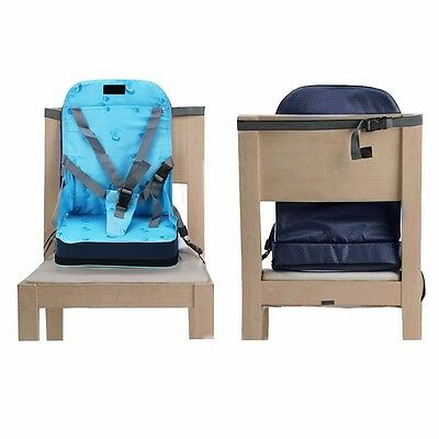 Baby Toddler Portable Dining Feeding High Chair Travel Foldable Booster Seat Hot