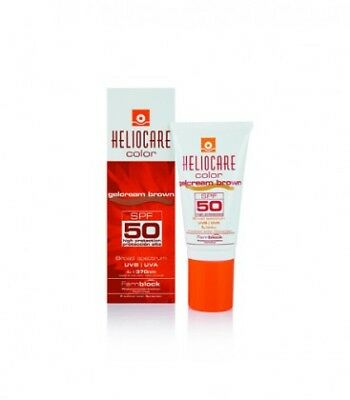 Heliocare Spf50 Gelcream Color Brown 50 Ml