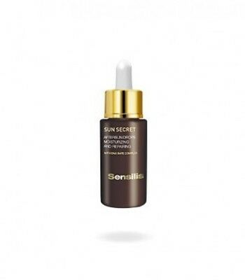 Sensilis Sun Secret Serum Reparador After Sun Gotas Hidratantes Antiarrugas 30 M