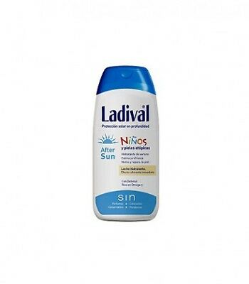 Ladival Niños Leche Hidratante Aftersun 200 Ml