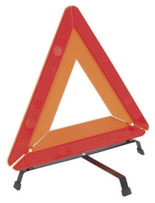 Warning Triangle Ce Approved From Sealey Tools