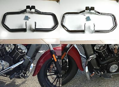 Highway Engine Guard Crash Bar Protector for Indian Scout 15 16 17 18 2015-2018
