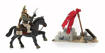 Call of Duty Horseback Assault Collector Construction Sets by Mega Bloks - New
