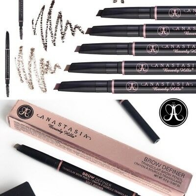 NEW Anastasia Beverly Hills Brow Definer Wiz Double Ended Eyebrow Pencil