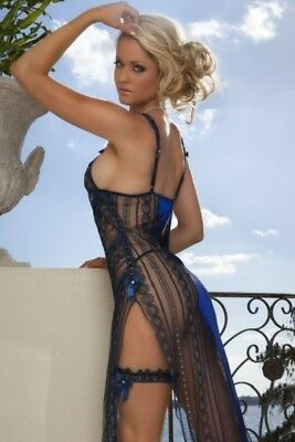 Night Blue - G-World. Babydoll - Chemise