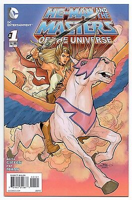 HE-MAN: MASTERS OF THE UNIVERSE #1 | Dodson 1:25 She-Ra Variant | 2013 | NM/NM+