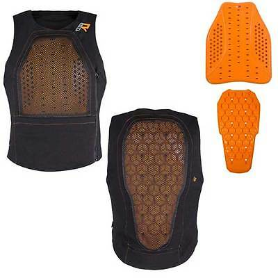 Rukka Kaster 2.0 Armoured Motorcycle Motorbike Protection Vest Back + Chest