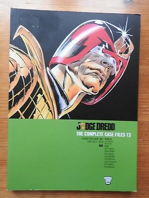 Judge Dredd: The Complete Case Files 13   PB (2009)