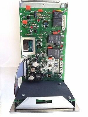 DEXTER CONTINENTAL Stacked Dryer Computer Board 9857-147-001, 010 ONE YEAR WARR.
