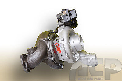 Turbocharger 781743, 777318, 764381 for Mercedes, Jeep Grand Cherokee - 3.0.