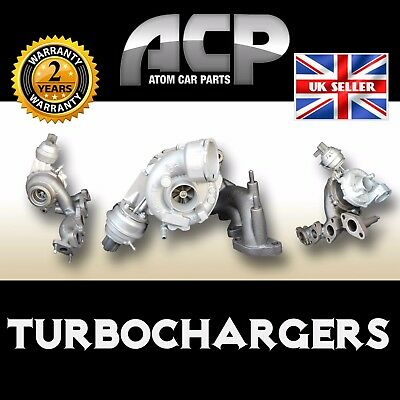 Turbocharger no. 768652 for Mitsubishi Grandis, Lancer, Outlander, 2.0 DI-D.