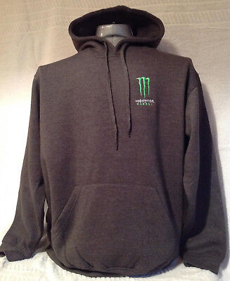 Monster Energy Drink Claw Hoodie Jumper Sweatshirt Sizes XS - 4XL