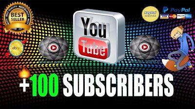 100 Youtube-subscribers ■■■NINETAIL SERVICE■■■#1 NON DROP