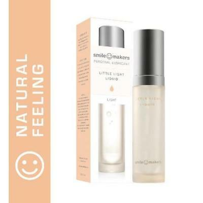 SMILE MAKERS Liquid LIGHT Female Intimate PERSONAL Lubricant WATER BASED 30ml