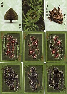 "SUPERB PACK ""Bicycle - Thorn (SUPERB)"" Playing Cards"