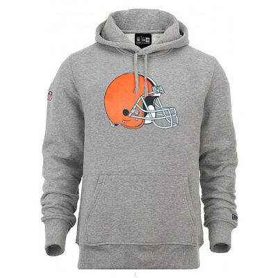 Cleveland Browns Officially Licenced NFL New Era Team Logo Hoody