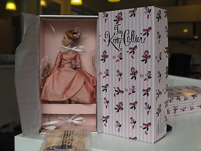 """10"""" Tiny Kitty Collier """"Touch of Class"""" Doll made by Tonner Doll Co. Mint"""