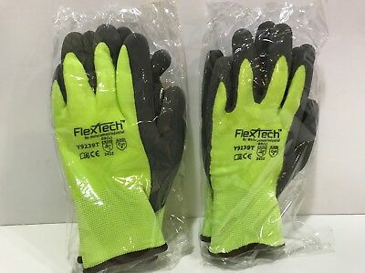 2 - Wells Lamont Flextech Gloves Y9239T Large