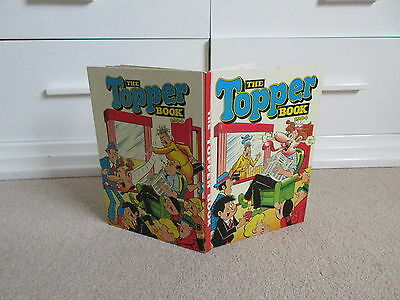 The Topper Book 1984 . Vgc. Unclipped> No Inscriptions Like Beano