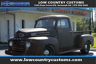 1950 Ford Other Pickups F1 ORIGINAL! 1950 F1 Survivor! Flathead, daily driver! Rat Rod Hot Rod Rust