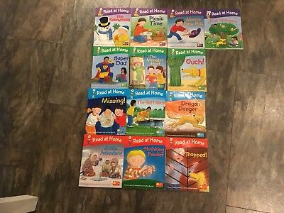 13 Read With Biff Chip And Kipper Books
