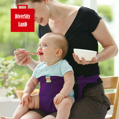 Baby Chair Portable Infant Seat Product Dining Lunch Chair/Seat Safety Belt