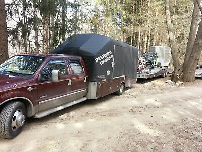 Hodges Car Hauler with Matching trailer