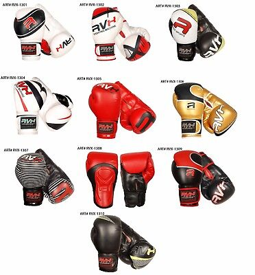 New Pro Style Elite Heavy Bag Training Boxing Gloves Fight Punch Mitts