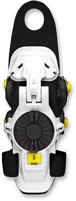 Mobius X8 Wrist Brace White/Yellow Left or Right Adult Sizes Motocross MX/MTB