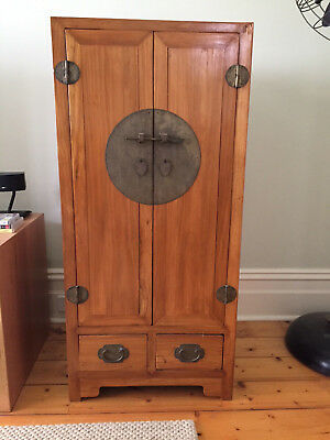 Chinese Antique Cabinet / Cupboard - from Macau
