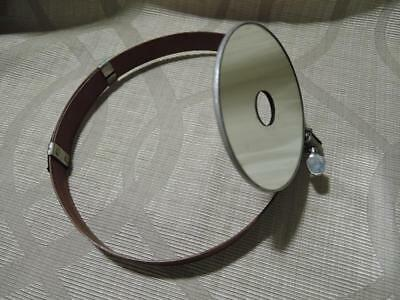 Vintage Doctor Head Mirror Reflector England