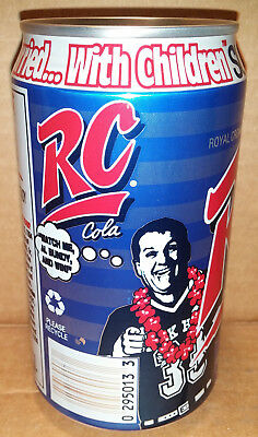 Royal Crown – Watch Married With Children Sundays on FOX - 12 oz can RC Cola