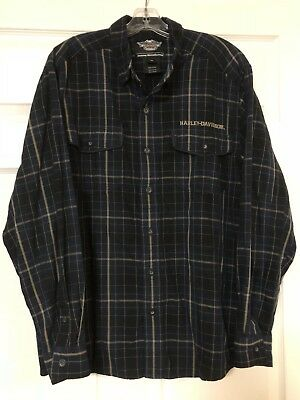 Nice! Harley Davidson Genuine Motorclothes Men Size XL