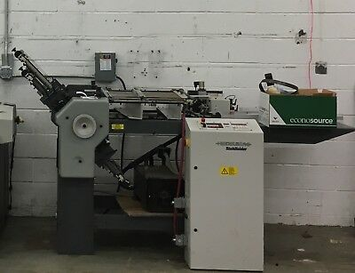 "Heidelberg Stahl 20"" Buckle folder 4 plate main"